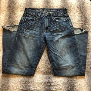 🦅 American Eagle Jeans 30x32 Bootcut